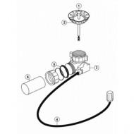 Набор доукомплектации клапаном-автоматом для Blanco Panor (без ручки)