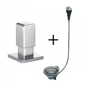 Набор доукомплектации клапаном-автоматом Blanco Levos