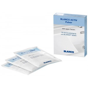 Blanco Activ - стенд из 12 упаковок по 3 пакетика по 25 г