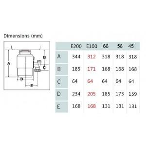 InSinkErator Evolution 250