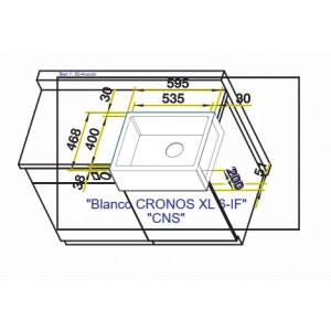 Blanco Cronos XL 6-U