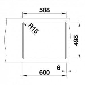 Blanco Etagon 6 Silgranit PuraDur