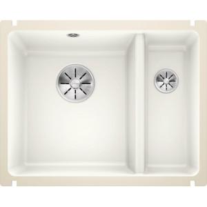 Blanco Subline 350/150-U Ceramic PuraPlus InFino