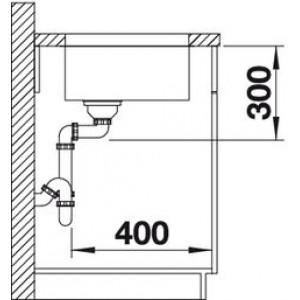 Blanco Supra 450-U с клапаном-автоматом