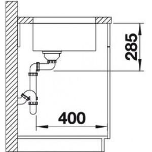 Blanco Supra 500-U с клапаном-автоматом