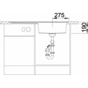 Blanco Zenar XL 6S