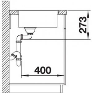 Blanco Zerox 400-IF