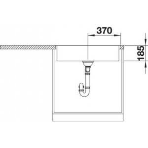 Blanco Zerox 700-IF InFino Durinox®