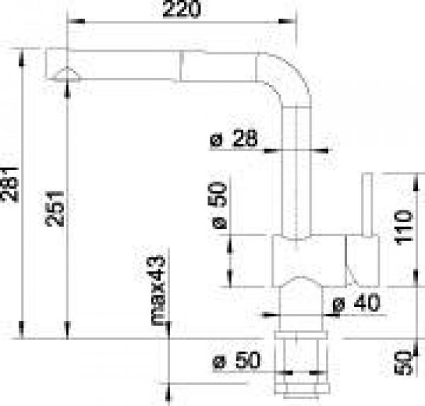 blanco linus f. Black Bedroom Furniture Sets. Home Design Ideas